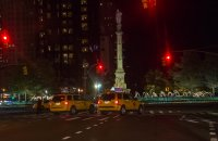 Getting into Columbus Circle