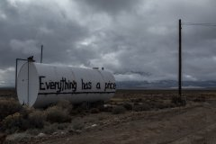 Philosophy in the middle of the Nevada desert