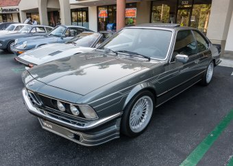 An honest-to-god BMW Alpina