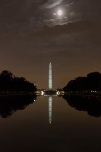 The Reflecting Pool, reflecting