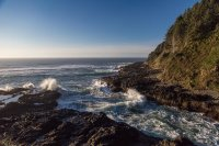 Near Cape Perpetua