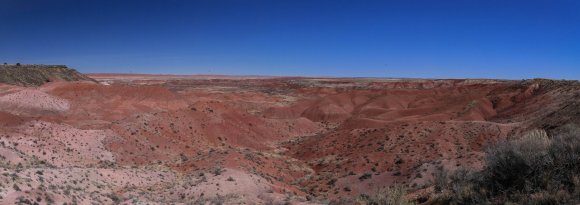 Part of the Painted Desert