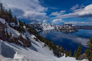 More Crater Lake