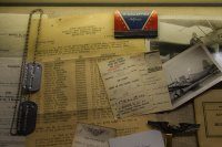 Some WWII air force memorabilia