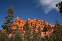 This is part of Red Canyon, which is right next to Bryce