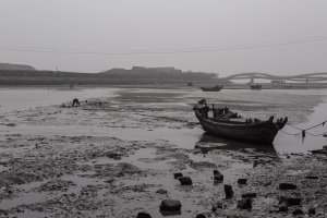 Fishing boats, Huangdao