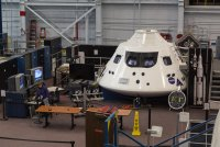 Simulator for the new Orion crew capsule