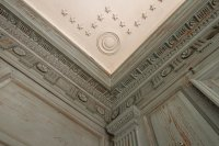 More detail. This ceiling was put in in 1850