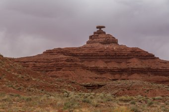 Mexican Hat itself