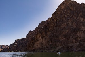 The lovely Black Canyon of the Colorado River