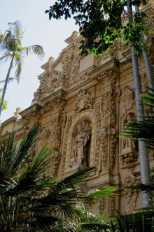 Some great buildings in Balboa Park