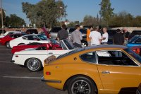 Many cool old Datsuns
